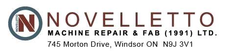 NOVELLETTO Machine Repair & Fabrication (1991) LTD